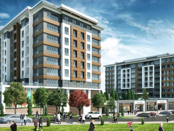 Avcilar Apartments for Sale