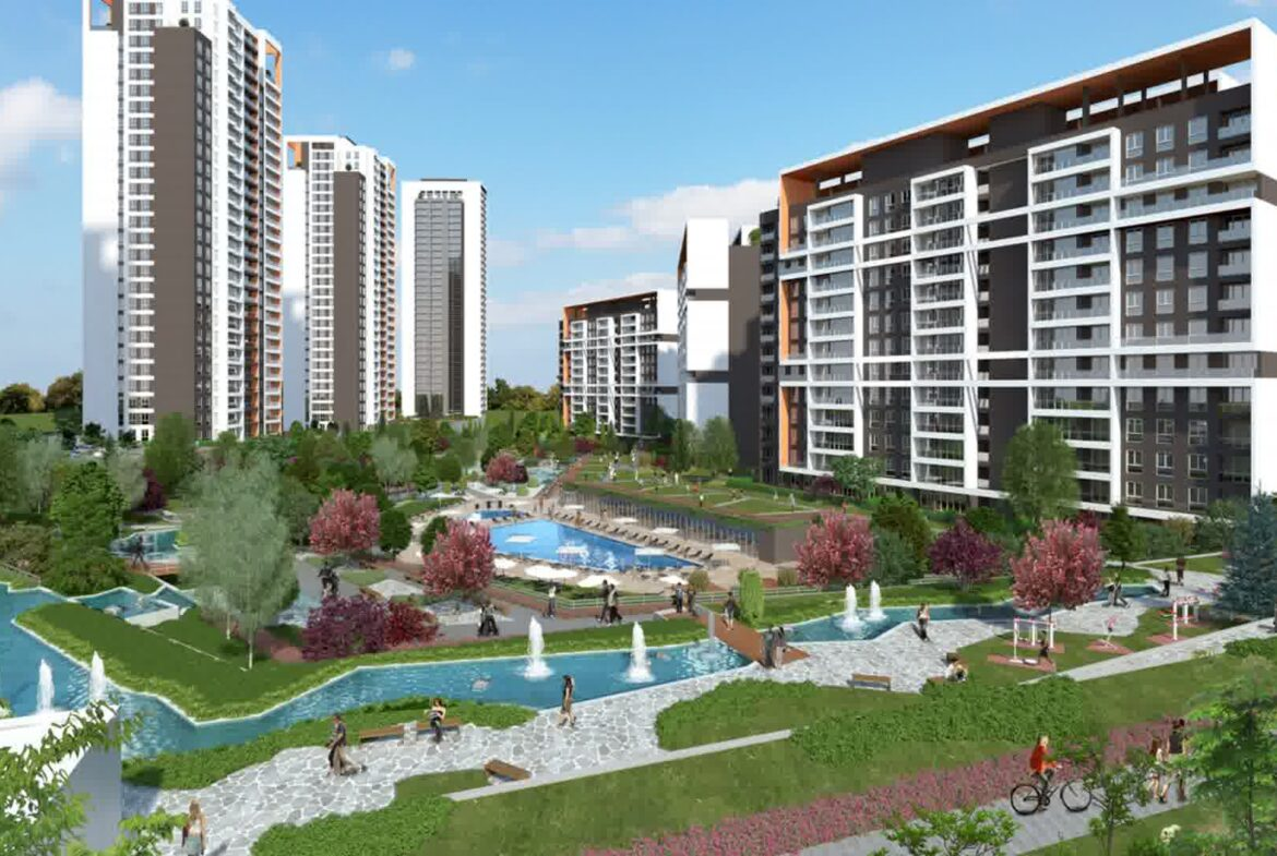 Avcilar Apartment for sale