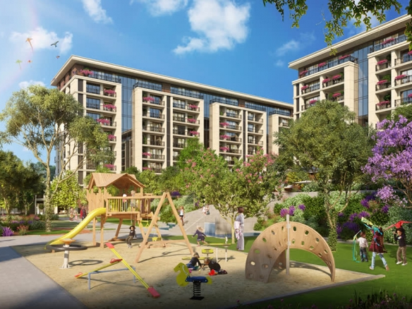 Apartment for investment with resale guarantee